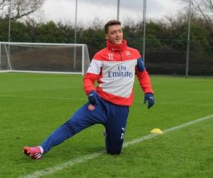 Arsenal, mesut Özil, and afc image