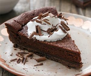 cake, chocolate, and dessert image