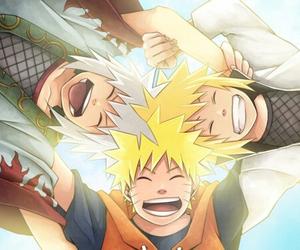 anime, boys, and jiraiya image