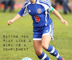 coach, girl, and motivation image