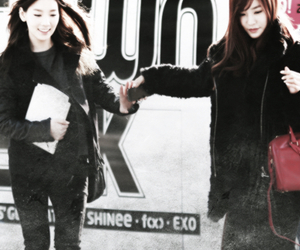 kpop, tiffany, and taeyeon image
