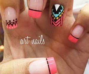 fashion, style, and nail art image
