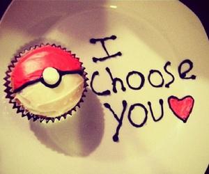 pokemon, love, and cupcake image