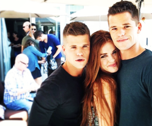 ethan, teen wolf, and aiden image