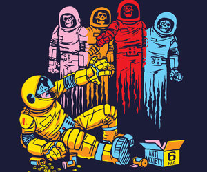 funny, illustration, and Pac Man image