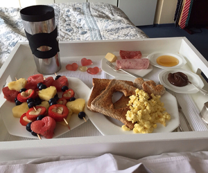 bae, breakfast, and FRUiTS image