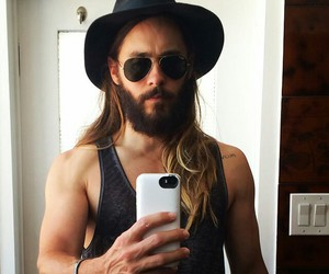 jared leto, man, and 30 seconds to mars image