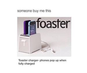 funny, iphone, and foaster image