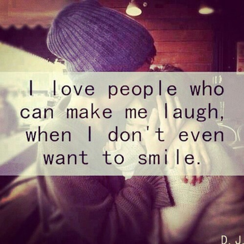 love, smile, and quote image