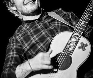 smile, music, and ed sheeran image