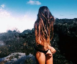 girl, inspiration, and long hair image