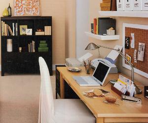 interior, school, and study image