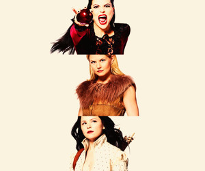 once upon a time, charming, and snow white image