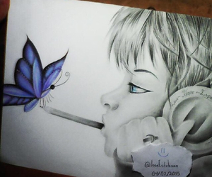 drawing and elf image