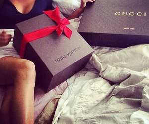 gucci, luxury, and Louis Vuitton image