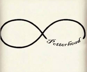 potterhead, harry potter, and forever image