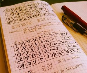 basic, hiragana, and japanese image