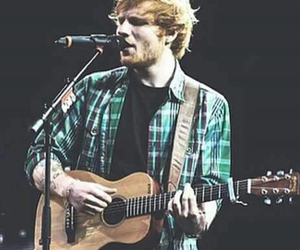 ed sheeran, music, and love image
