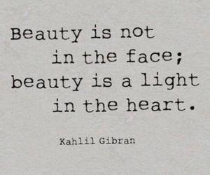 beauty, quotes, and heart image