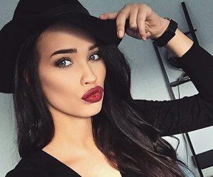 make up, style, and beautiful image
