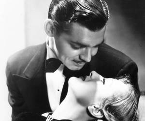 clark gable, classic hollywood, and joan crawford image