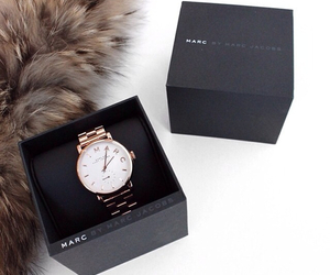 marc jacobs, fashion, and watch image