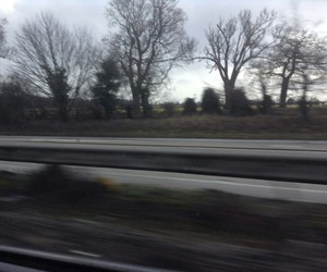 grunge, pale, and road image