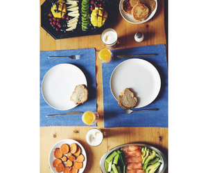 fitness, food, and pancakes image