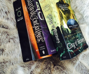 books, the host, and mortal instruments image