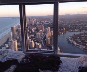 apartment, city, and goals image