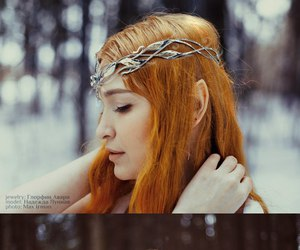 beauty, elf, and elven image