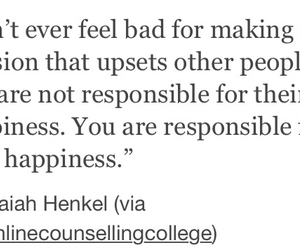 happiness, tumblr, and quote image