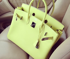 bag, neon, and style image