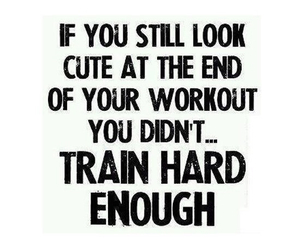workout, fitness, and train image