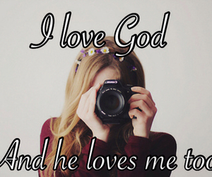 baby, too, and i love god image