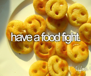 food, before i die, and fight image