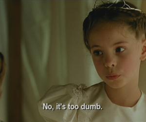 children, dumb, and film image