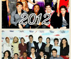 2012, ♥♥, and violetta image
