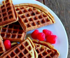 waffles and cute image