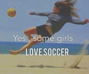 soccer and love image
