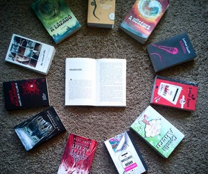 books, reading, and selection image
