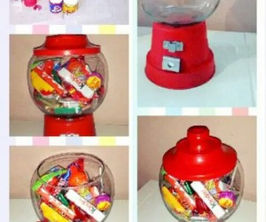 candy and diy image