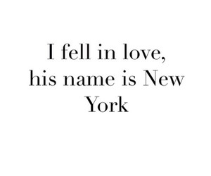 new york, quotes, and newyork image