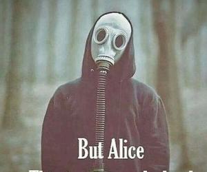alice, wonderland, and grunge image