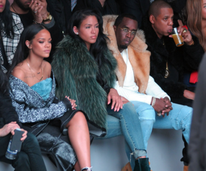 rihanna, cassie, and Diddy image