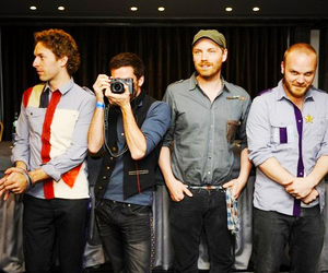 coldplay, band, and music image
