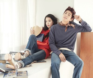 iu, lee hyun woo, and korean image