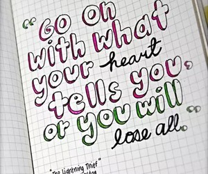 quote, heart, and the lightning thief image