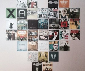 all time low, paramore, and fall out boy image