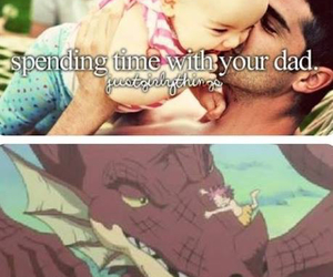 dad, father, and igneel image